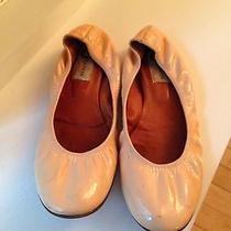 Lanvin Ballet Flats- Rare Photo
