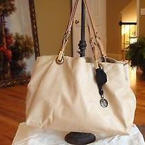 Lanvin Beige Leather Bag Photo