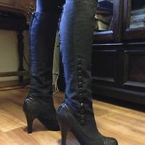 Lanvin Boots Size 7 Photo