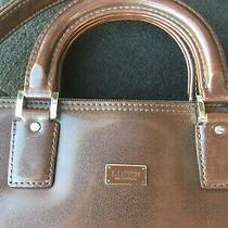 Lanvin Briefcase Duffle Bag  Messenger Bag   Doctor Bag  Made in Japan Photo