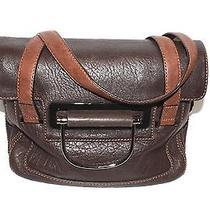 Lanvin Brown Handbag Beauitful Photo