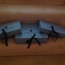 Lanvin Bue Box Photo