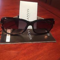 Lanvin Designer Ladies Sunglasses Photo