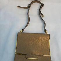 Lanvin Gold Metallic Shoulder Bag Photo
