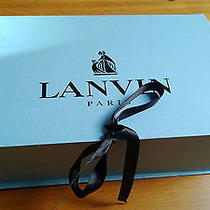 Lanvin Heel Ballerinas Ss2012 - Retail Price 645 Photo