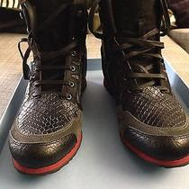 Lanvin High Top Sneakers Photo