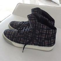 Lanvin High Tops Sneakers Original Price 1025 Photo