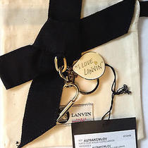 Lanvin Key Ring / Handbag Charm