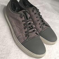 Lanvin Low Top Sneaker 580 12 Us Photo