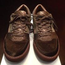 Lanvin Low Top Sneakers 9 Photo