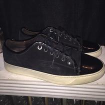 Lanvin Low Top Sneakers Mens 8 10 Photo
