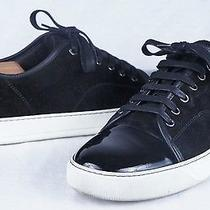 Lanvin Low Top Suede Sneaker (Men 10us/9uk) Photo