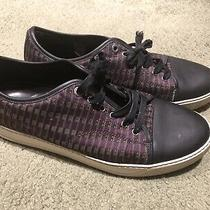Lanvin Mens Sneakers Size 10 Close to 500 New Cool Color Photo