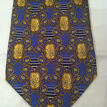 Lanvin Mens Tie Beautiful Pattern Photo