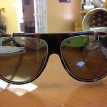 Lanvin Metal Insert Aviator Sunglasses  Photo