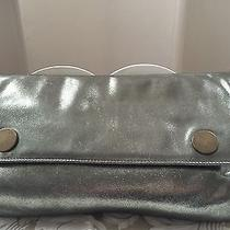Lanvin  Metallic Clutch Bag Photo