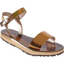 Lanvin Metallic Women's Sandal Photo