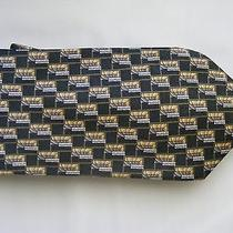 Lanvin Original 100% Silk Tie Photo