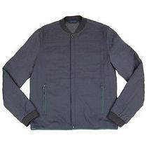Lanvin Paris Luxury Matelassage Blouson Bomber Jacket  Photo