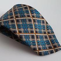 Lanvin Paris Men's  Pure Silk  Neck Tie Photo