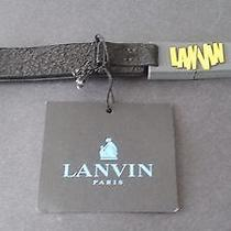 Lanvin Paris Usb Port Flashdrive Keychain Nwt Photo