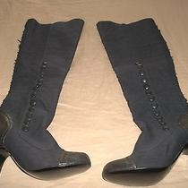 Lanvin River 2006 Boots Size 36 B Photo