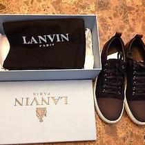 Lanvin Sneakers Photo