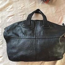Large Black Givenchy Nightingale Bag Tote Purse Photo