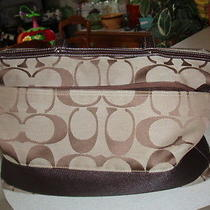 Large Coach Diaper Bag With Handle Photo