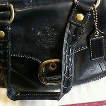 Large Coach Handbag Photo