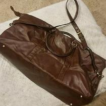 Large Coach Teavel Duffle Bag Photo