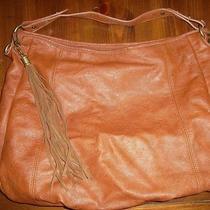 Large Express Faux Leather Express Shoulder Bag Vg Purse Handbag/tote Photo