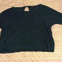 Large Green Mossimo Sweater Photo