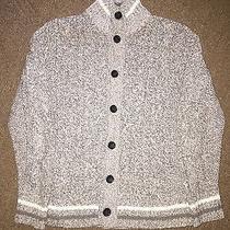 Large Grey Express Sweater Never Worn  Photo