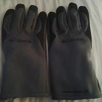 Large Men Winter Columbia Gloves Photo