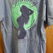 Large  Mens  Club Fantasy Burlington Vt T Shirt Gently Worn Photo