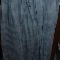 Large Nwt 49.50 Billabong Echo of Light Tie Dye Maxi Skirt Photo
