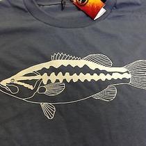 Largemouth Bass Fish T-Shirtthe Fishing Life Is Goodnwt S M L Xl 2xl Lure Reel Photo