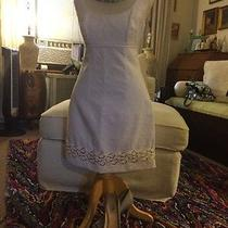 Laundry by Shelli Segal Little White Dress Photo