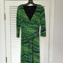 Laundry by Shelli Segal Missoni Style Dress Size 4 Photo