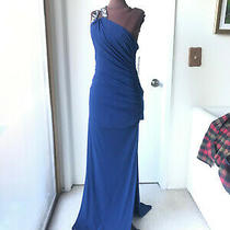 Laundry by Shelli Segal Starlite Blue Gown Photo