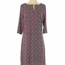 Laundry by Shelli Segal Women Pink Casual Dress S Photo