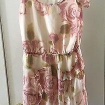 Lauren Conrad Floral Sleeveless Dress