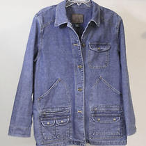 Lauren Jeans Co. Blue Jean Barn Coat by Ralph Lauren Photo