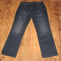 Lauren Jeans Co Ralph Lauren Classic Straight Jeans Size 12p Photo
