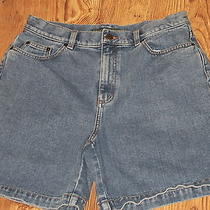 Lauren Ralph Lauren Denim Jean Shorts Size 10 Photo