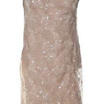 Lauren Ralph Lauren New Blush Pink Womens Size 4 Sequin Sheath Dress 169- 070 Photo