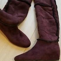 Lavin Authentic Women Boot 35 Winter Leather Dress Shoes Jacket Coat Belt Bag  Photo
