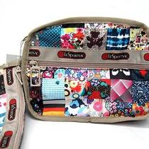Le Lesportsac 40th Anniversary Le Patch Camera Bag Crossbody Nwt Photo