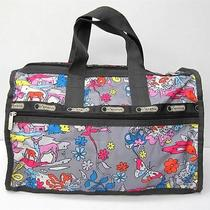 Le Lesportsac Paint by Numbers Medium Weekender Bag Photo